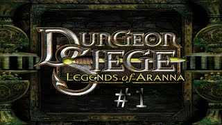Let's play Dungeon Siege Legends of Aranna S1E1 Hard + Enhancement mods