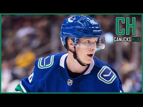 Henrik Sedin on Canucks' Elias Pettersson: He can do it all