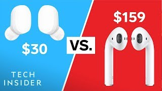 Are $159 AirPods Better Than $30 AirDots?
