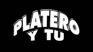 Platero Y Tú - Trás La Barra