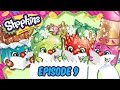 "Shopkins Cartoon - Episode 9, ""Christmas Sing Along"""