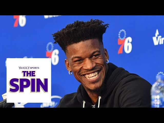 Will Jimmy Butler fit in with the Sixers? | The Spin NBA