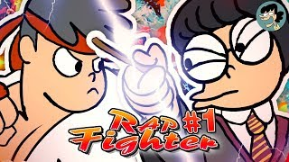 RAP FIGHTER #1 :RYU VS HARRY POTTER - MALEC
