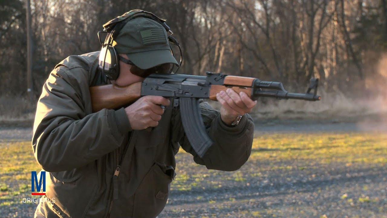 How To: MP44 vs  AK-47 vs  M16