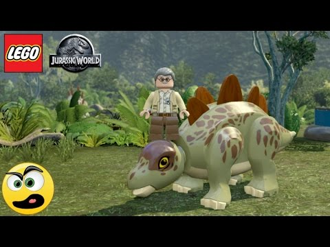 Lego Jurassic World - Stan Lee