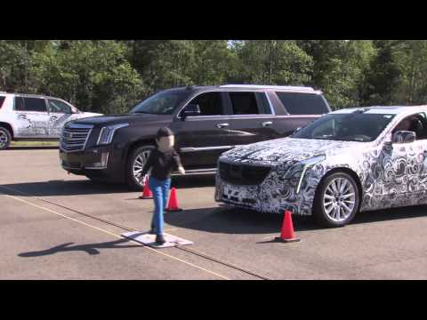 Active Safety Test Area, General Motors - Unravel Travel TV