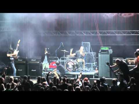 E U ´S Arse - Live Obscene Extreme Trutnov 2014