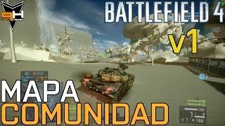 ¡Mapa de la Comunidad! Jungla Gameplay - Nuevo Mapa de Battlefield 4