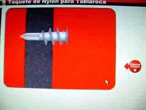 Taquetes tablaroca youtube - Instalacion de pladur en paredes ...