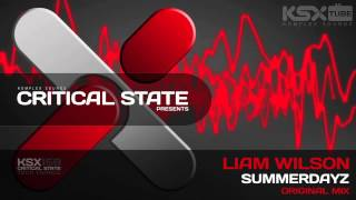 [KSX159] Liam Wilson - Summerdayz (Original Mix)