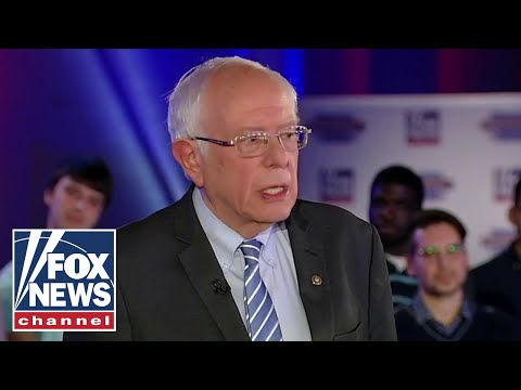 Town Hall With Bernie Sanders   Part 1