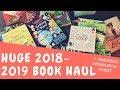 HUGE 2018-2019 Book Haul || + Summer Announcement!