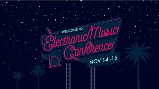 Electronic Music Conference 1st Speaker Announcement + New Home