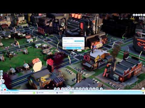 SimCity: Worlds of Tomorrow Developer Walkthrough