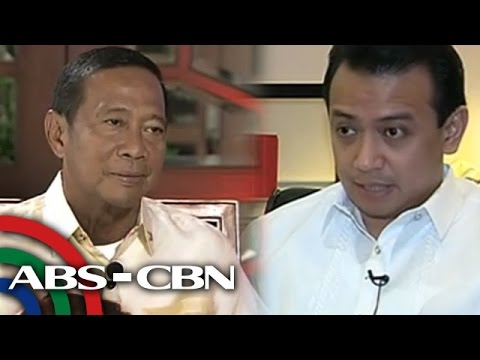 Binay dares Trillanes to 1-on-1 debate