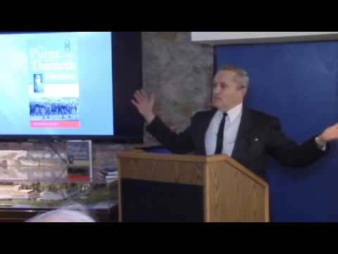 8 Bells Lecture | Lawrence Kaplan: The Purge of the Thirtieth Division