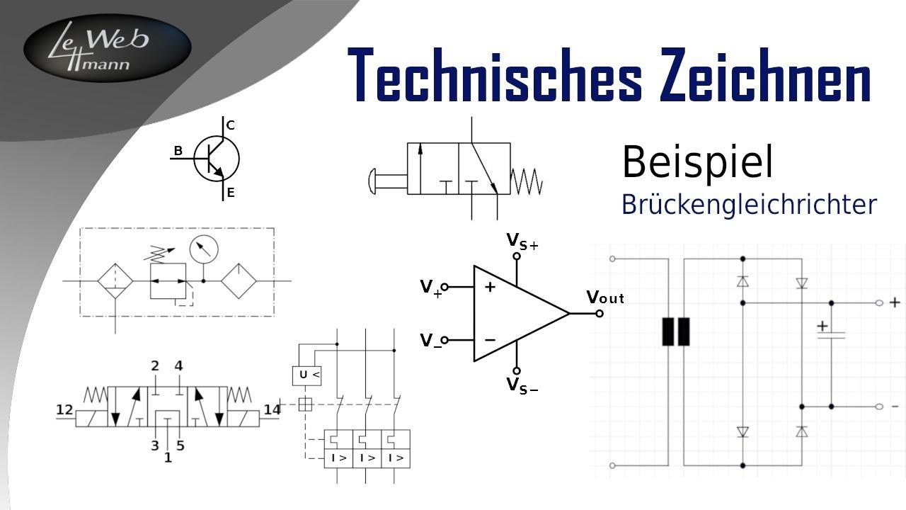 Technisches Zeichnen Programm