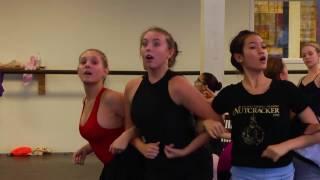 "Download Video Ballet 6 & 7 Coppelia's ""The Magic Doll"" rehearsals. MP3 3GP MP4"