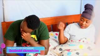 Nairobi Housewive 'beats up' her husband!