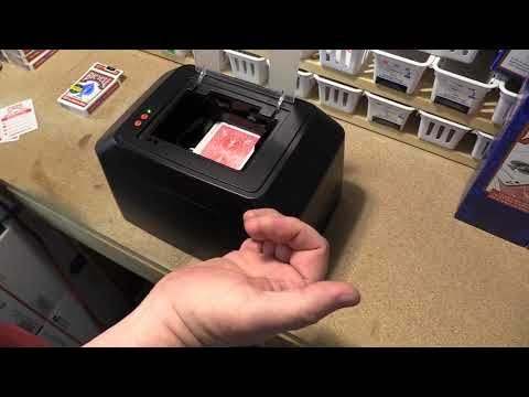 Automatic card dealer ebay