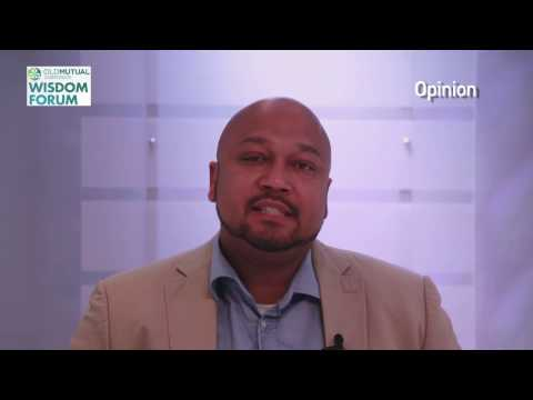 Old Mutual Wisdom Forum - Eusebius' Overview of the Event