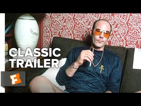 Gonzo (2008) Official Trailer #1 - Hunter S. Thompson Documentary HD