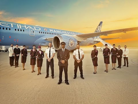 Dubai Airshow 2019 | Etihad Airways
