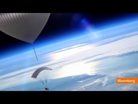 This Hot Air Balloon Takes You to the Edge of Space