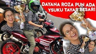 Ysuku Tayar Besar Versi Ducati Dayana Roza, Kos Bikin RM30k!