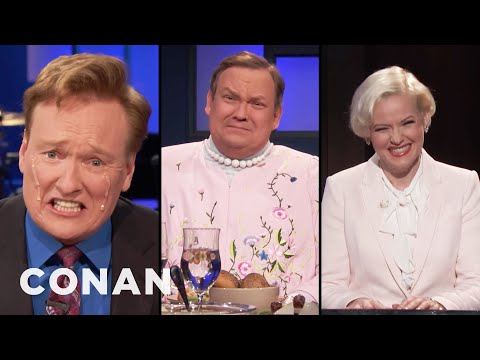 Has Conan Been Cheating On Andy? Find Out On 'This Is Conan'  - CONAN on TBS