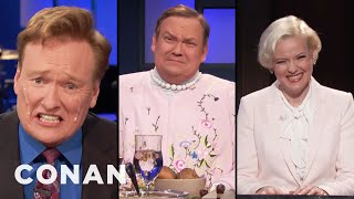 Has Conan Been Cheating On Andy? Find Out On