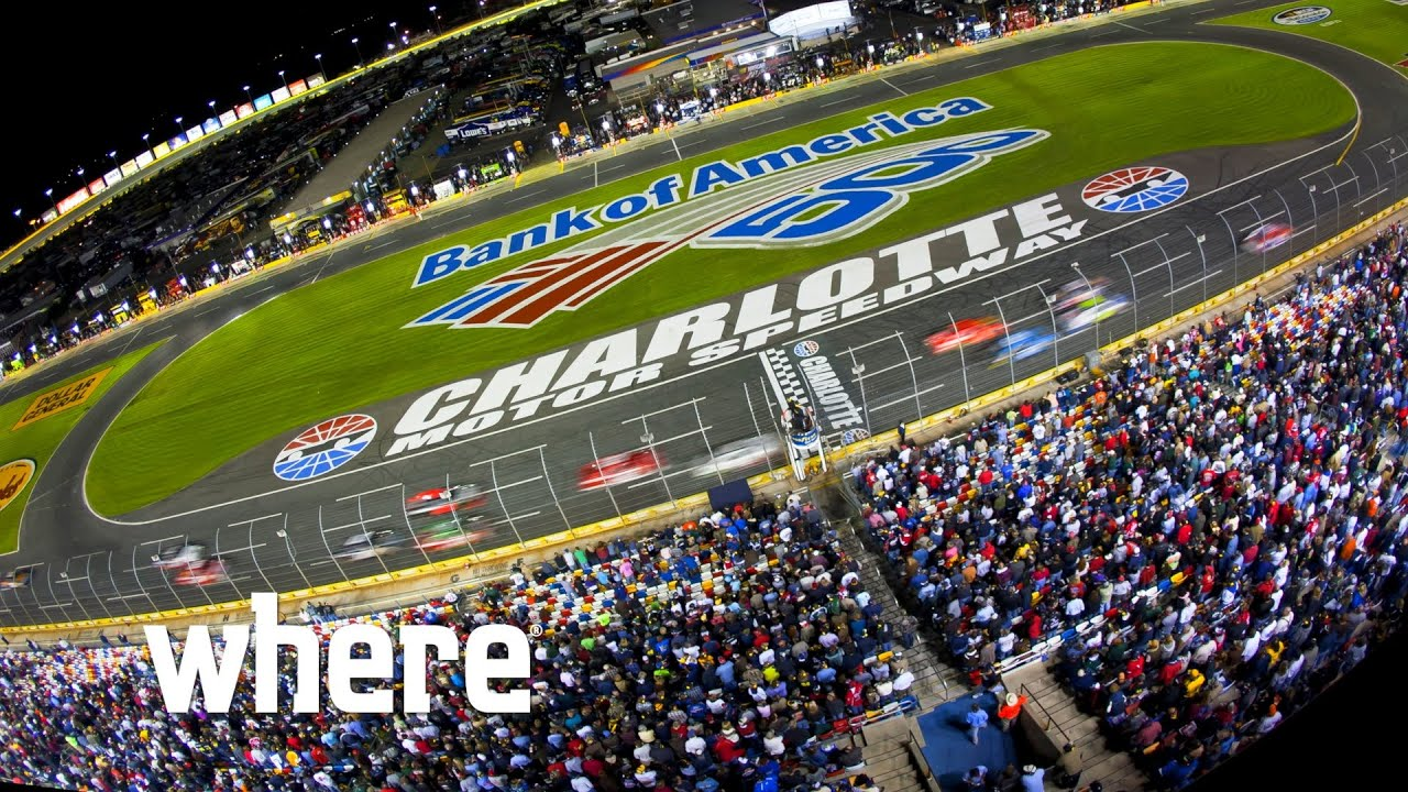 Inside The Vip Nascar Experience At Charlotte Motor