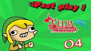 [Fast Play] Zelda : The Wind Waker [04] La Bug Waker !