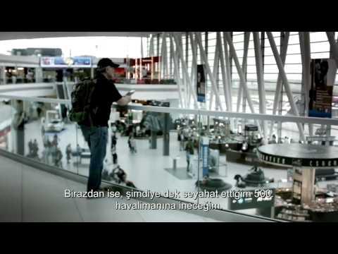 Iğdır Havalimanı Yeniden THY Reklamında...