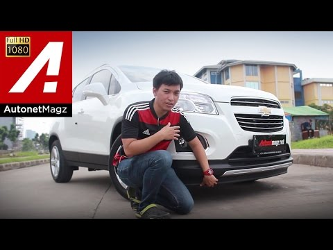 Review Chevrolet Trax Indonesia By Autonetmagz Youtube