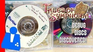 FOUND! Tales of Symphonia DEBUG Build/Discs