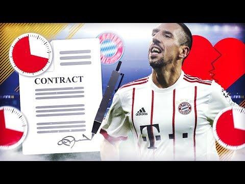 FIFA 18 | CARRIÈRE BAYERN MUNICH : FIN DE CONTRAT CHALLENGE