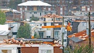 Début des démolitions à Gatineau