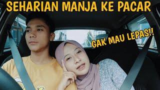 Download lagu SEHARIAN MANJA KE PACAR | BAPER PARAH!!