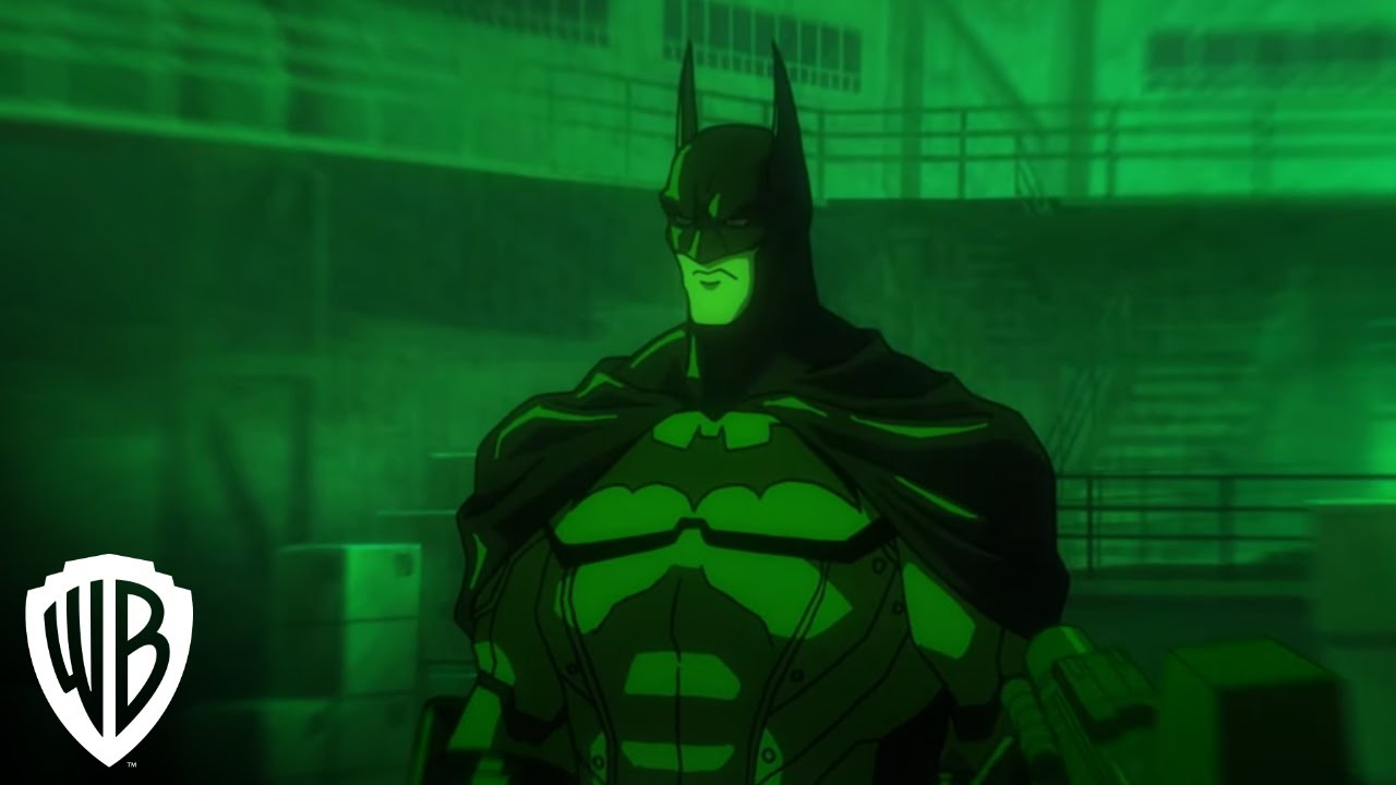 Batman Assault On Arkham Night Vision Clip Released