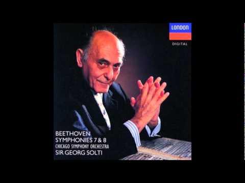 Beethoven Symphony No 7, Mvmt II