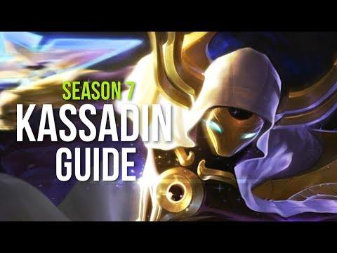 Kassadin Guide Season 7 ( League of Legends )