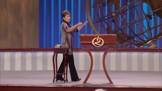 Hör auf zu jammern (1) – Joyce Meyer – Seelischen Schmerz heilen