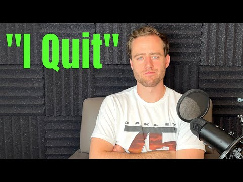 Quitting Stocks...