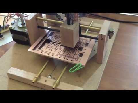 Arduino based Etch A Sketch Laser Cutter -Use Arduino
