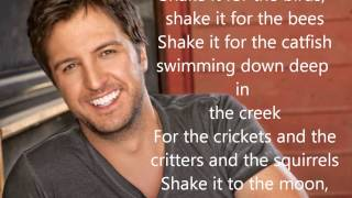 Luke Bryan- Country Girl (Shake It For Me) Lyrics
