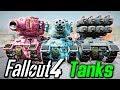 Fallout 4 TANK AUTOMATRON COMPANIONS Automatron SD Tank XBOX One Amp PC MOD mp3