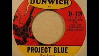 Gambar cover The Banshees - Project Blue (1966)