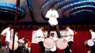 Nasik dhol by PURPLE BEATS band