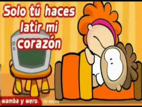 Wamba Y Wero Corazon